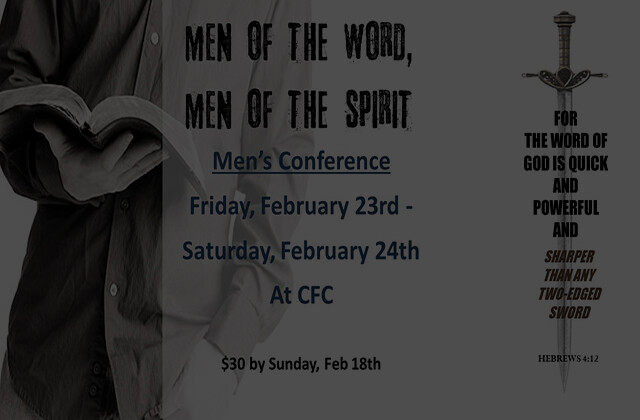 2018 Men's Conference
