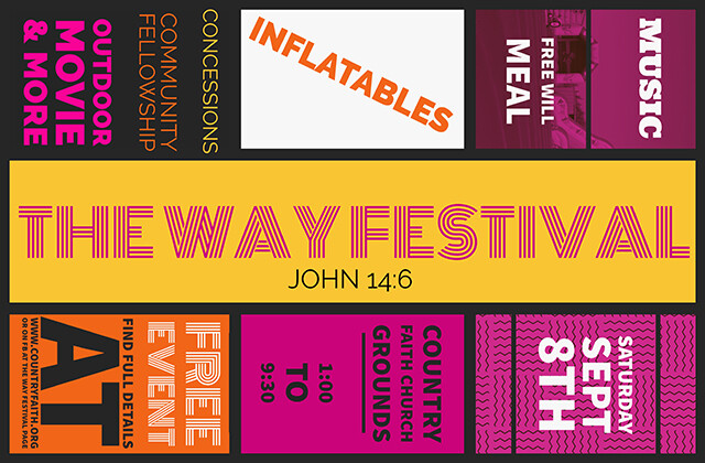 The Way Festival 2018