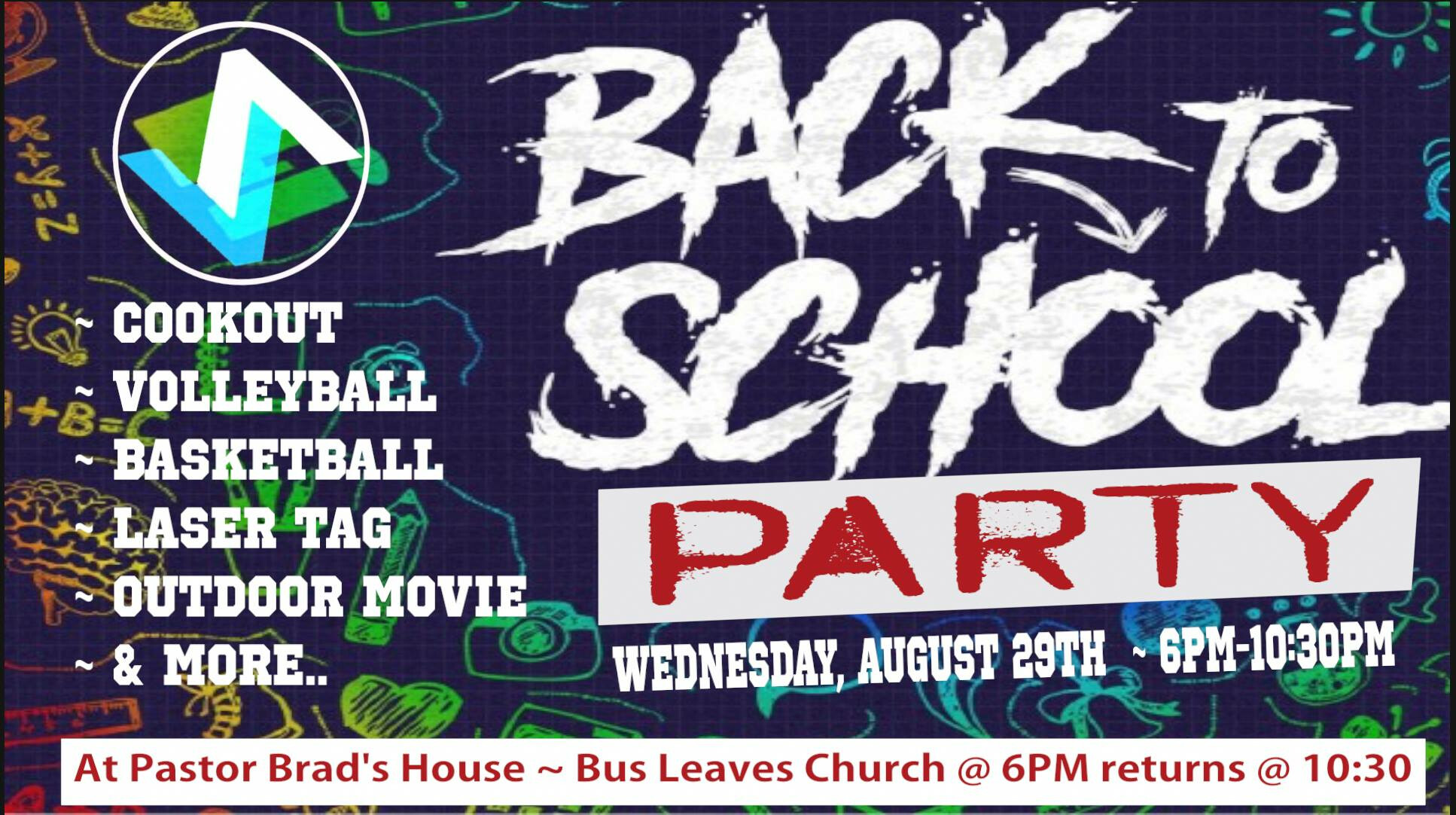 Elevate Youth Back to School Party