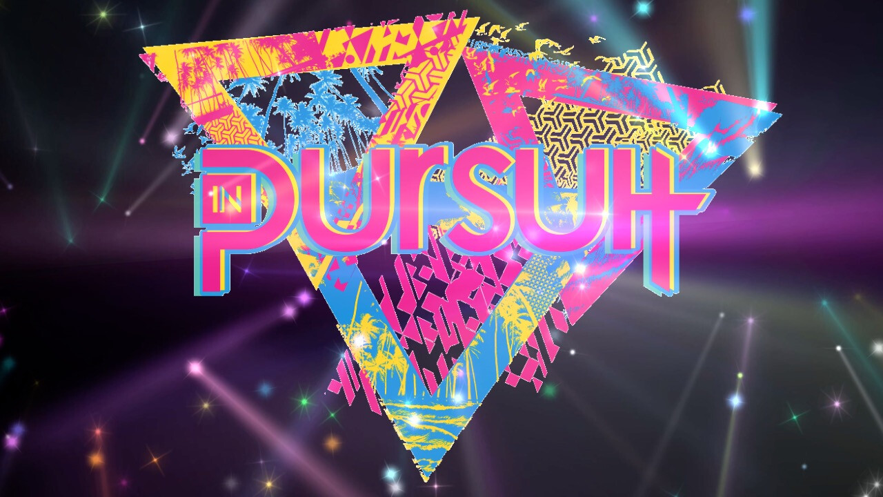 Youth Camp ~ In Pursuit