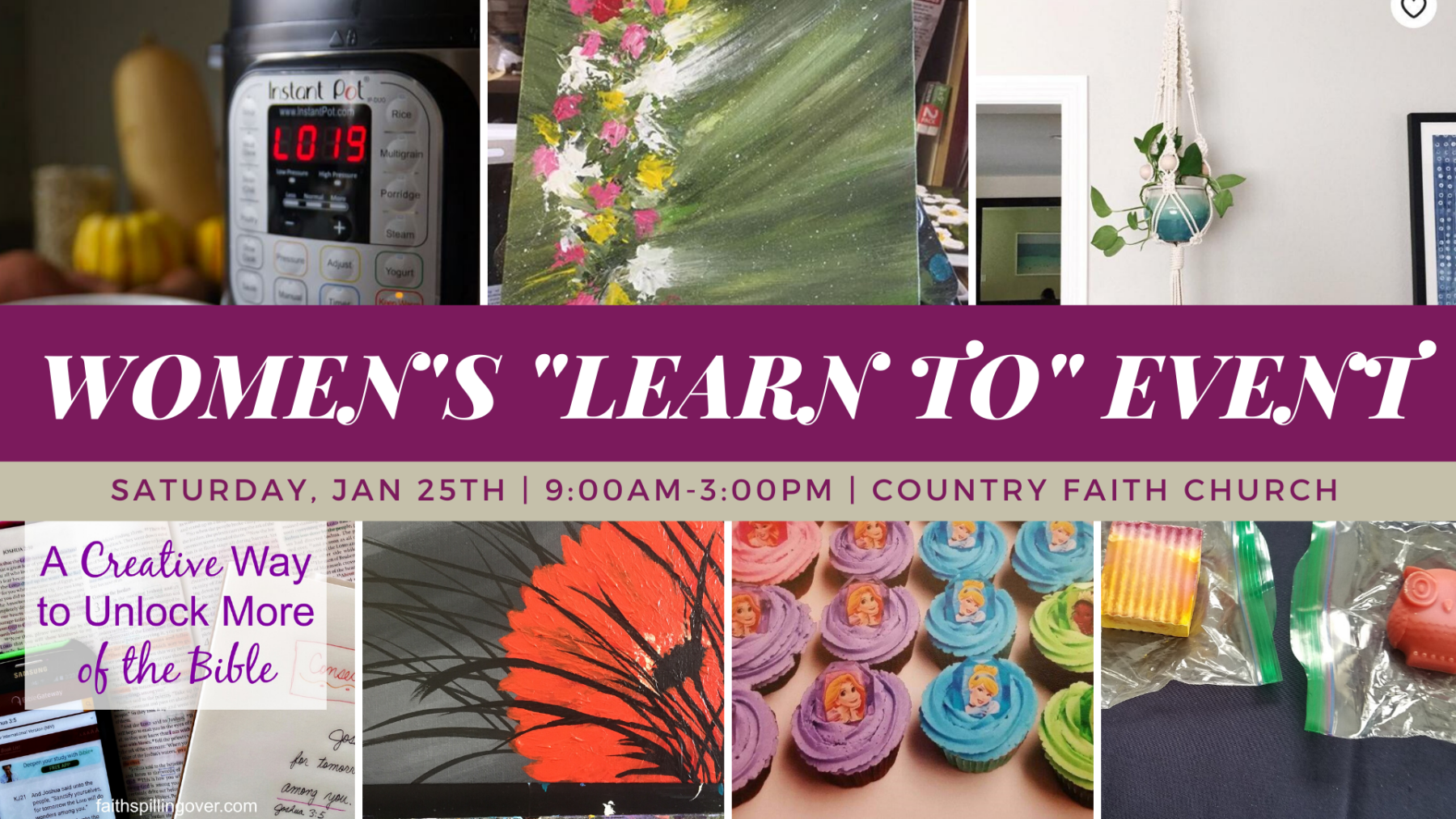 Women's Learn-To Event