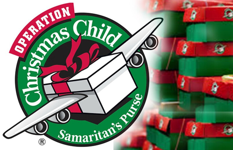 Church-Wide Operation Christmas Child Packing Event (Day 2)